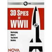 Nova: 3D Spies of WWII: Destroying Hitler's Top Secret Rockets (DVD)