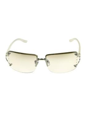 Foster Grant Women's Silver Shield Sunglasses H01