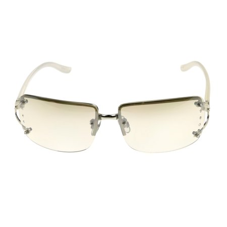 Foster Grant Women's Silver Shield Sunglasses H01