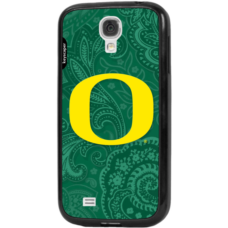 Oregon Ducks Galaxy S4 Bumper Case