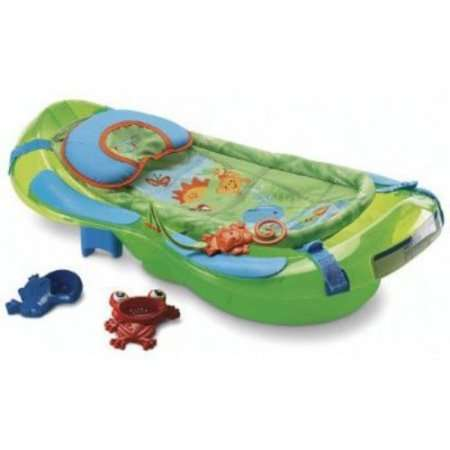 Fisher-Price Bath Center, Rainforest