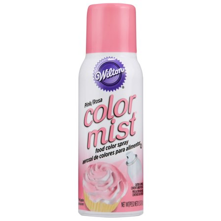 Wilton Pink Color Mist Food Color Spray, 1.5 oz. - Walmart.com