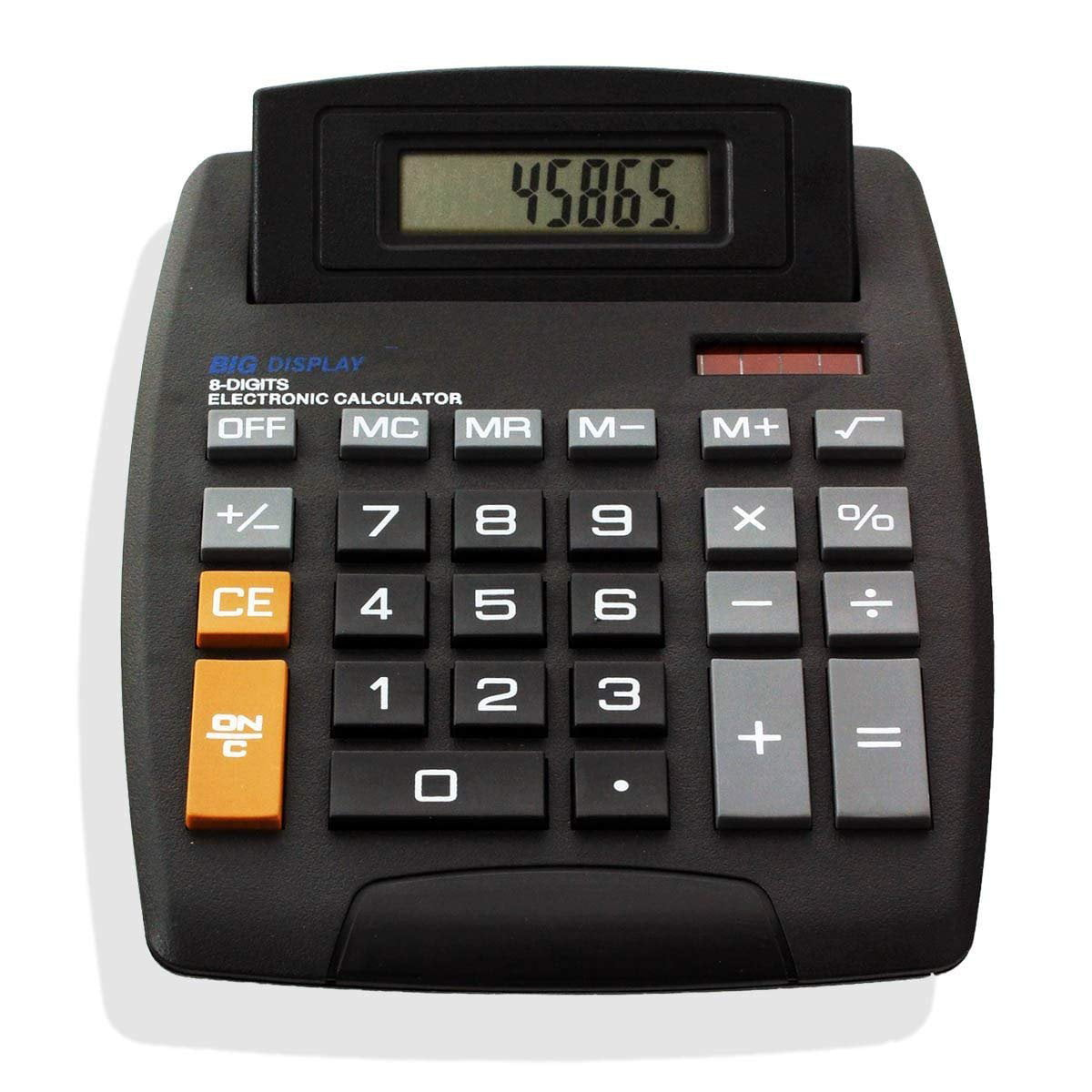 EC Easy-See Electronic Digital Calculator