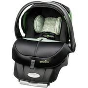 Evenflo Advanced Embrace DLX Infant Car Seat with SensorSafe, Peridot by Evenflo