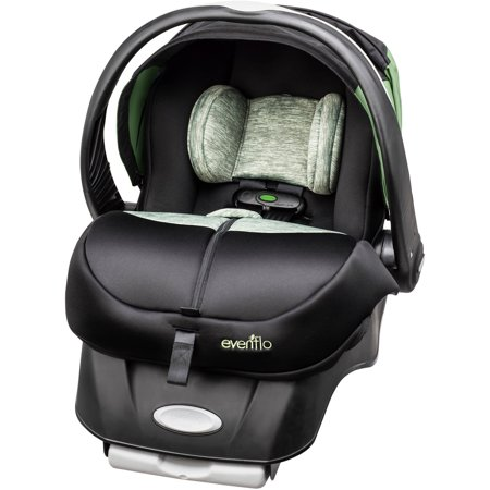 Evenflo Advanced Embrace DLX Infant Car Seat with SensorSafe, Choose ...