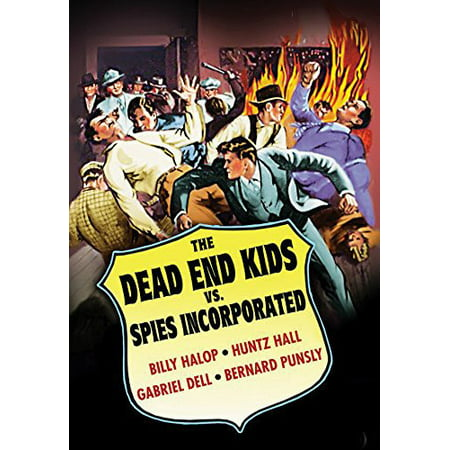 Dead End Kids vs. Spies Incorporated (DVD)