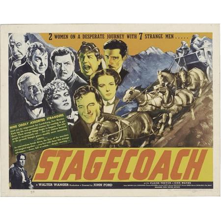 תוצאת תמונה עבור stagecoach poster