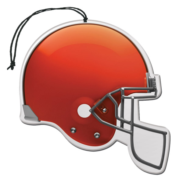 NFL Cleveland Browns Air Freshener 3pk Multi-Colored