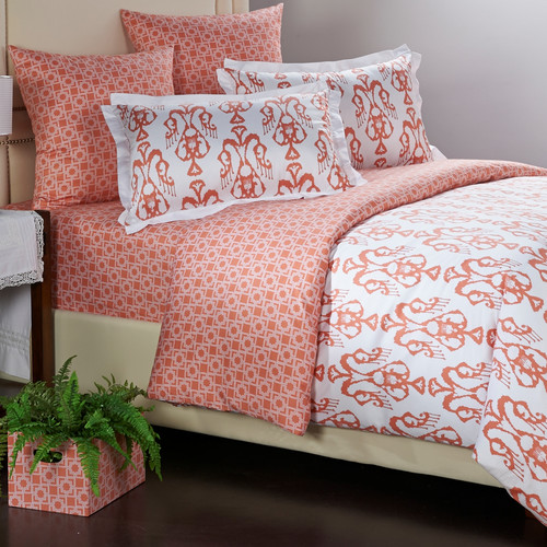 Charlie Bali Coral Duvet Collection