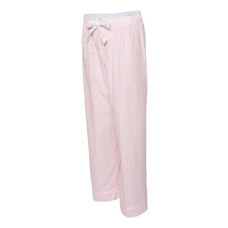 Boxercraft - VIP Womens Cotton Pinstripe Lounge Pajama Pants