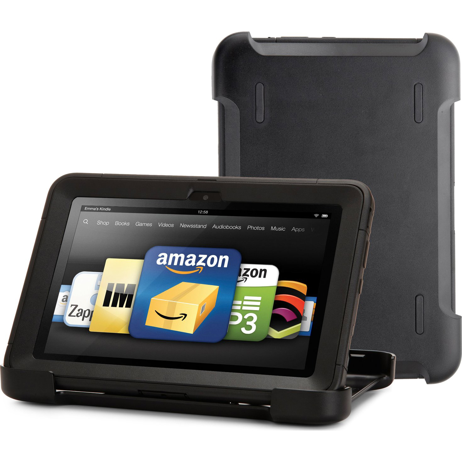 Otterbox Amazon Kindle Fire HD 8.9 Black Defender Case