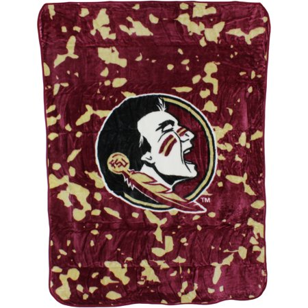 College Covers Florida State Seminoles Throw Blanket/Bedspread, 63