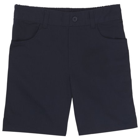 French Toast Girls Pull-On Twill Short (Little Girls & Big