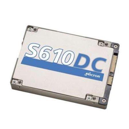 Micron Technology S600dc S610dc 3 84 Tb 2 5  Internal Solid State Drive Mtfdjal3t8mbu 2An1za