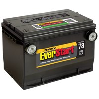 EverStart Maxx Lead Acid Automotive Battery, Group Size 78N (12 Volt/800 CCA)