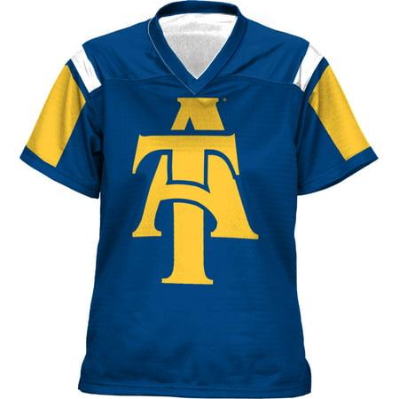 - Women's North Carolina A&T State University Thunderstorm Football Fan Jersey
