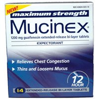Mucinex Maximum Strength Extended-Release Bi-Layer Tablets - 14 Ea