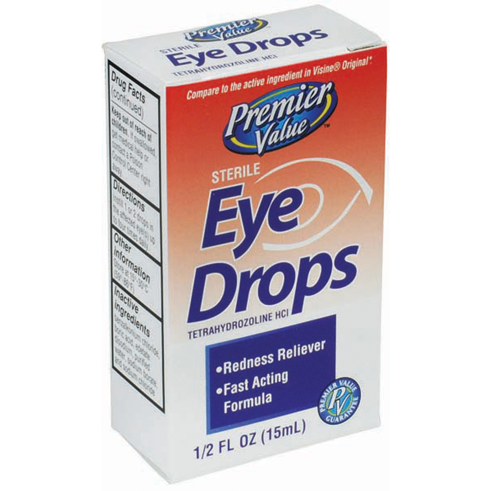Premier Value Eye Drops Regular - 15ml
