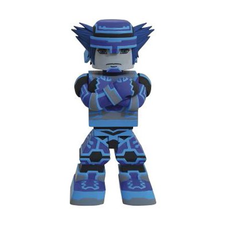 DIAMOND SELECT TOYS Kingdom Hearts Vinimates Series 2: Space Paranoids Tron Vinyl Figure