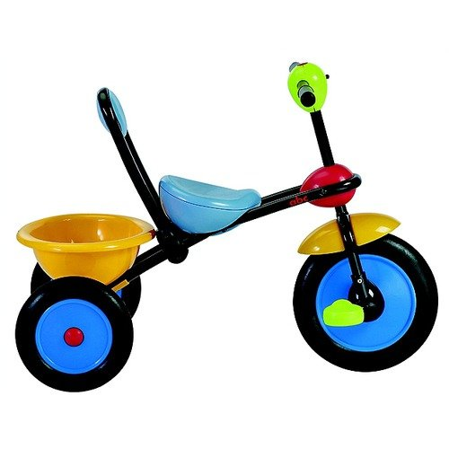 Italtrike ABC with Tipper Bin Tricycle