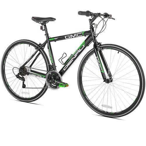 Road Bike by GMC - Flat Bar 700c, 22'' Denali