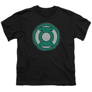 Green Lantern Hand Me Down Big Boys Shirt