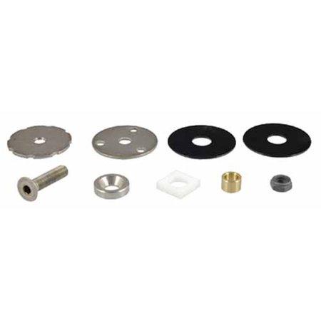 SeaStar Solutions (Teleflex) HP5620  HP5620; Slide Assembly Ffront Mount Cylinders-Hydraulic (Teleflex Seastar Cylinder)