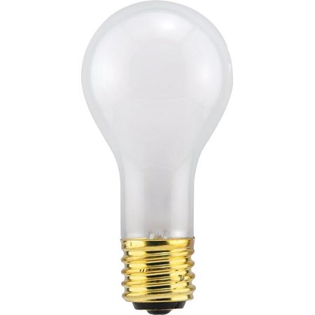 Sylvania 100/200/300w 120v PS25 Three way frosted incandescent light bulb Decor Incandescent Sylvania Light Bulb