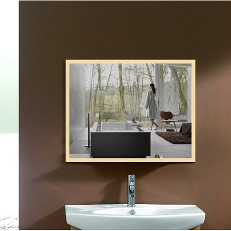 Orren Ellis Havens Led Bathroom Vanity Mirror Walmart Com