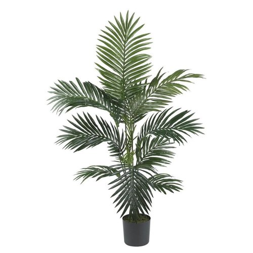 Nearly Natural 5295 Kentia Palm Silk Permanent Tree
