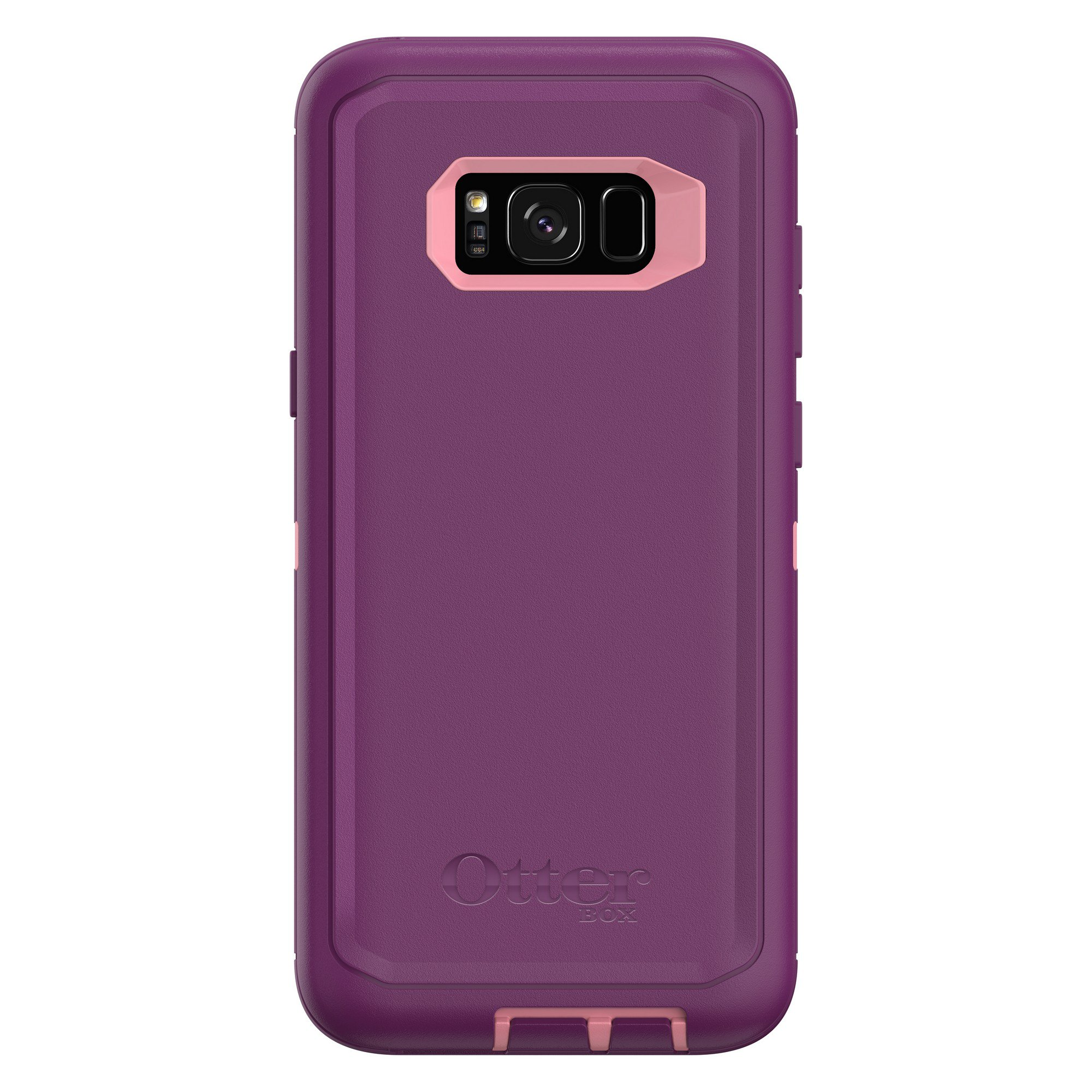 classic fit 19715 c4f3c Otterbox Samsung Galaxy S8 Plus Dark Pink/Purple (Vinyasa) Defender series  case - 77-54584