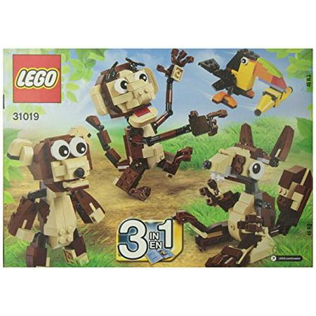 LEGO Creator Forest Animals Building Set](Lego Animal Sets)