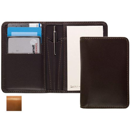 Raika RM 128 TAN Card Note Case with Pen - Tan - image 1 of 1