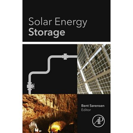 Solar Energy Storage - eBook