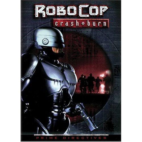 RoboCop: Prime Directives - Crash & Burn (Full Frame)