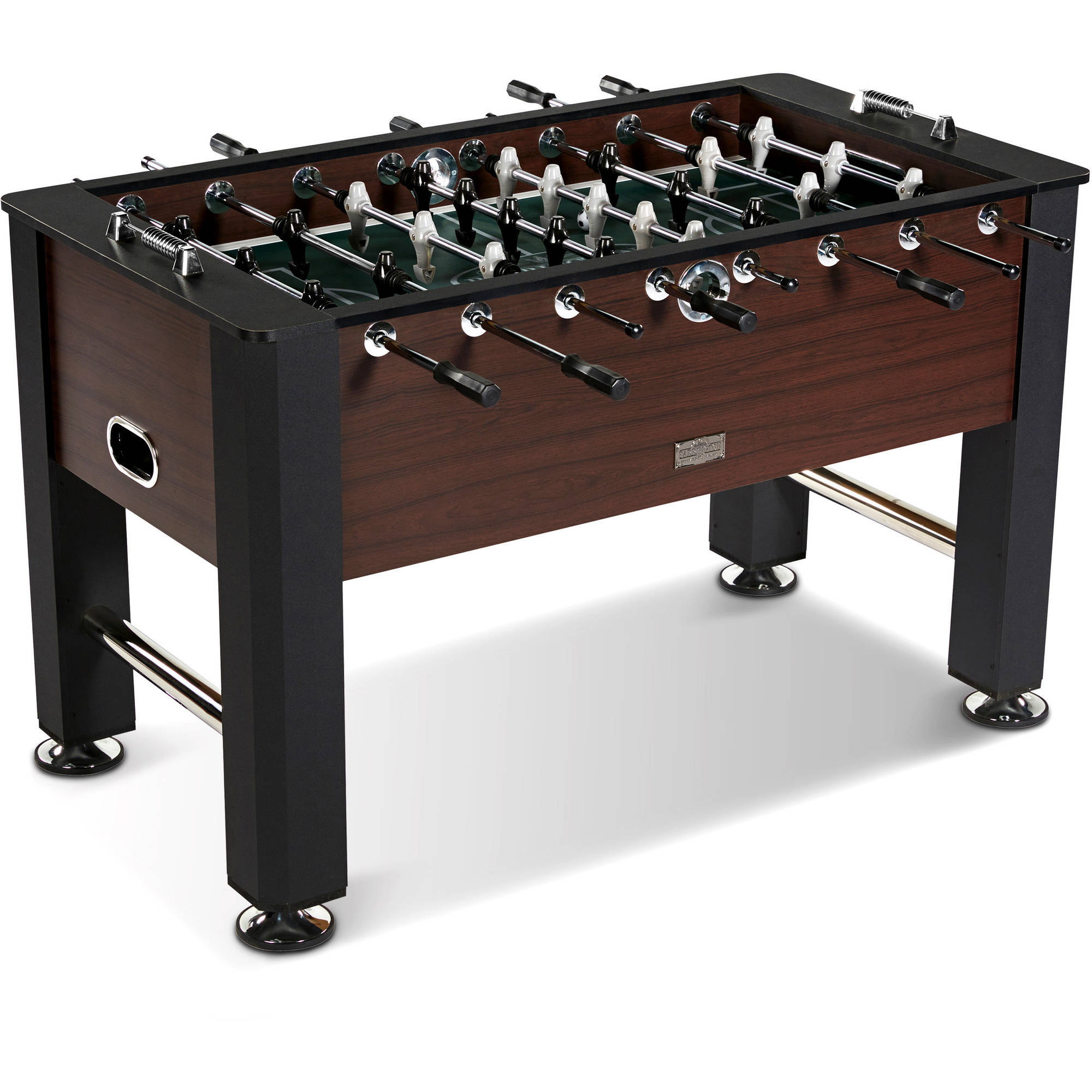 Barrington 56 Inch Furniture Foosball Table, Soccer Table by MEDAL SPORTS TAIWAN CORPORATION