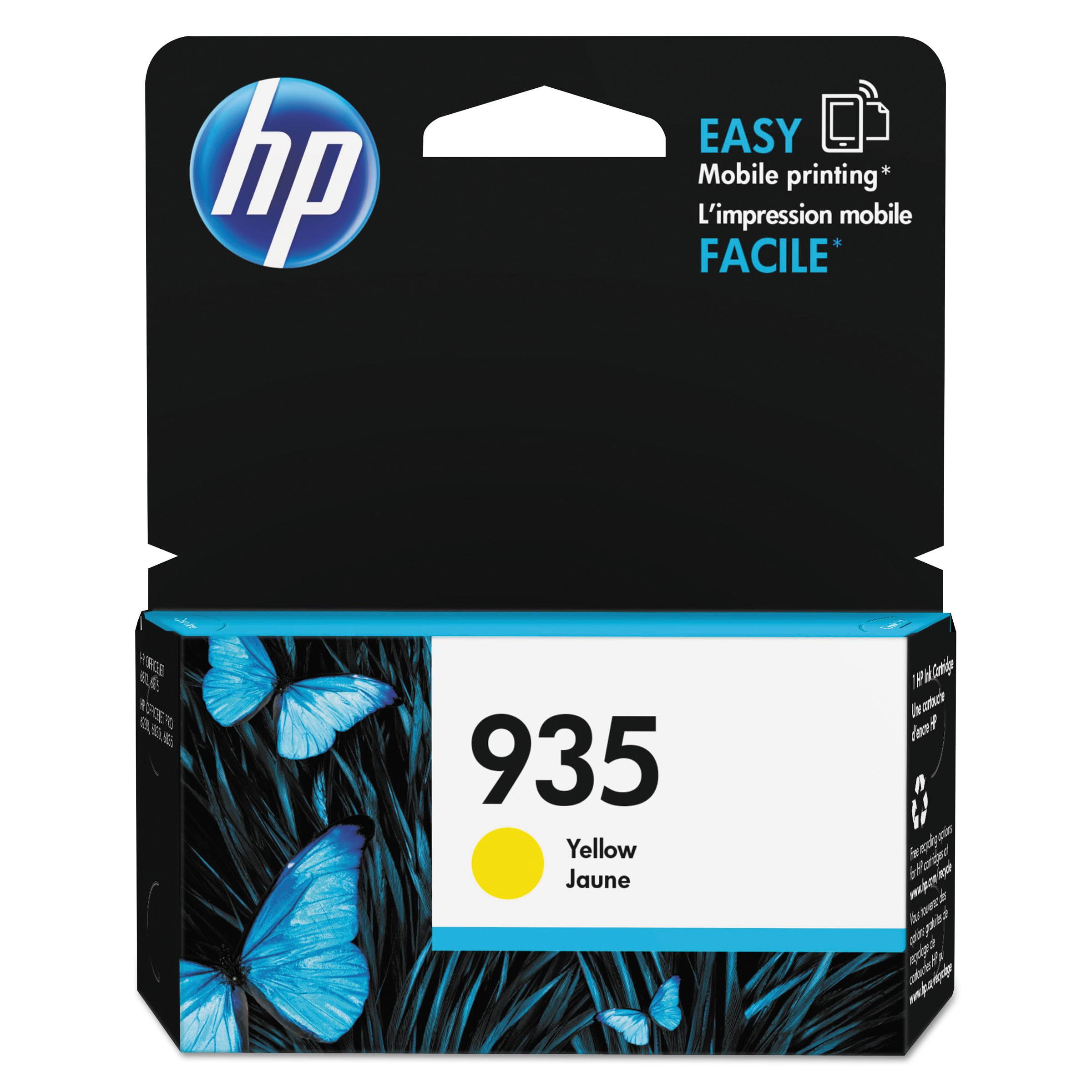 HP 935, (C2P22AN) Yellow Original Ink Cartridge