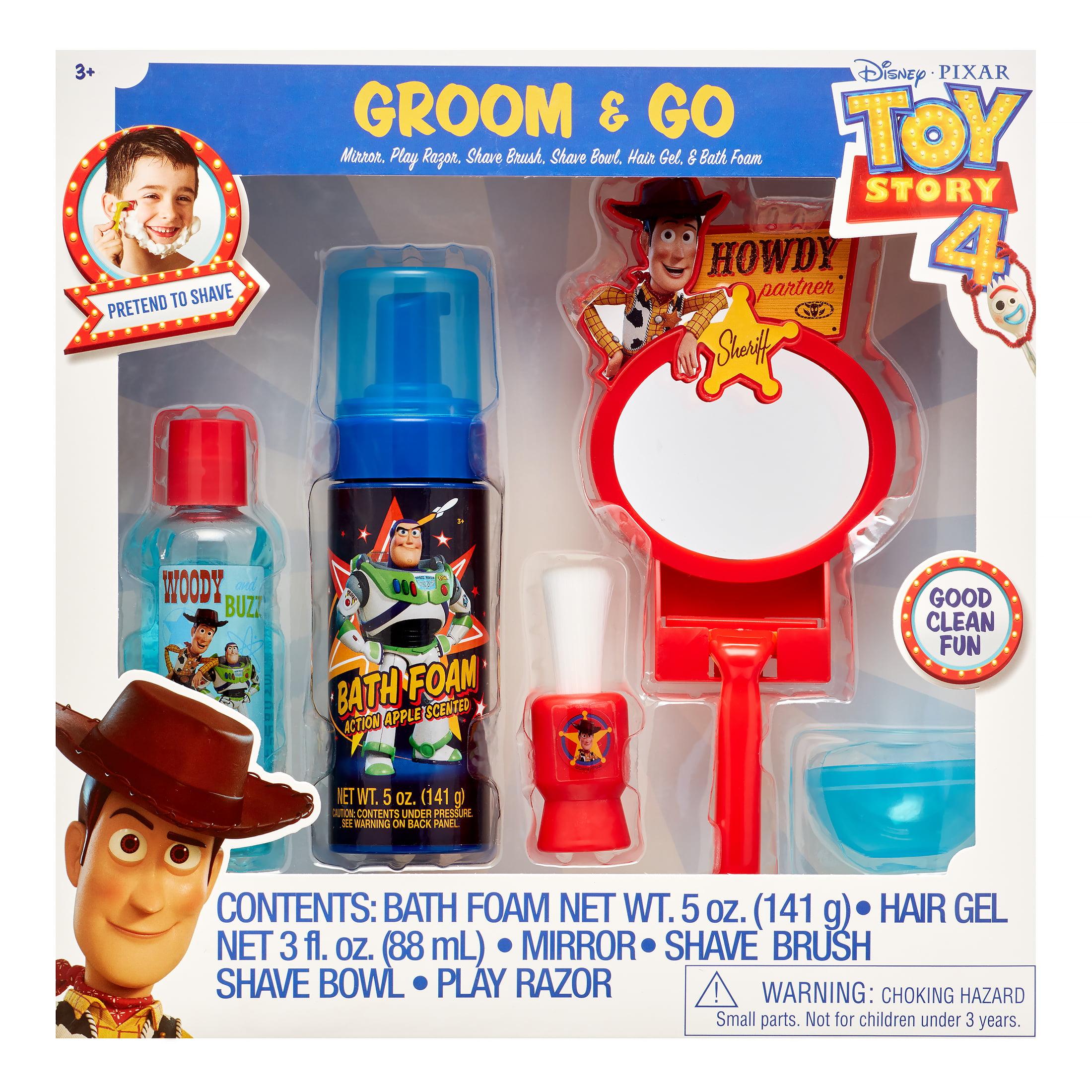 Disney Toy Story 4 Foam Bath Activity Set New