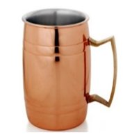 19 Oz. Stainless Steel Double Wall Beer Mug