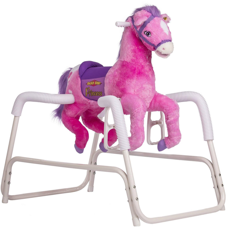 Rockin' Rider Princess Spring Horse