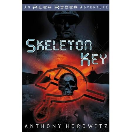 Alex Rider Adventures: Skeleton Key (Hardcover)