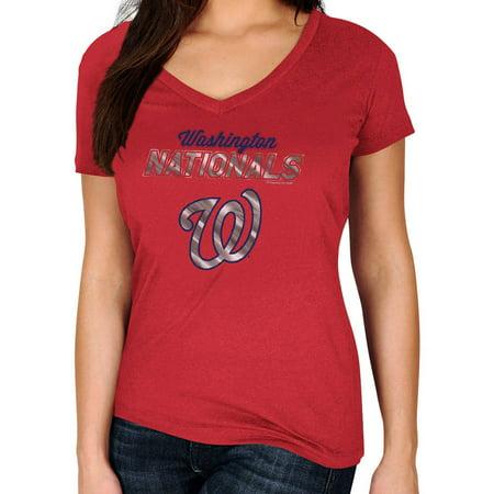 MLB Washington Nationals Plus Size Women's Basic Tee](Washington Nationals Mlb Com)