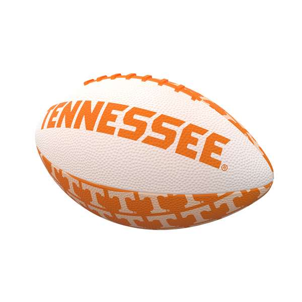 Tennessee Repeating Mini-Size Rubber Football
