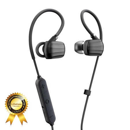 ggmm w710 bluetooth headphone 4 1 lifetime hassle free warranty ipx4 sweatproof sport earbuds. Black Bedroom Furniture Sets. Home Design Ideas