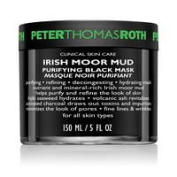 ($60 Value) Peter Thomas Roth Irish Moor Mud Face Mask, 5 Oz