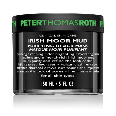 Peter Thomas Roth Irish Moor Mud Purifying Black Face Mask, 5 (Peter Thomas Roth Irish Moor Mud Mask Review)
