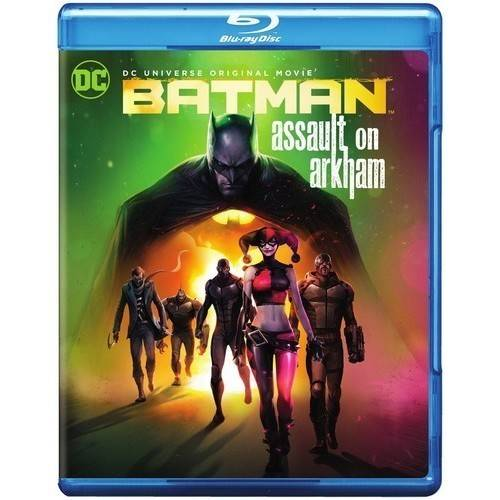 Batman: Assault On Arkham (Blu-ray + DVD) (With INSTAWATCH) (Anamorphic Widescreen)