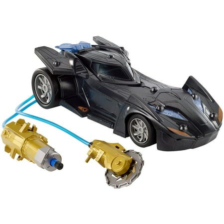 Batman Missions Air Power Cannon Attack Batmobile Vehicle