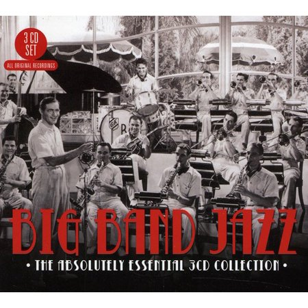 Big Band Jazz-The Absolutely Essential / Various - Big Band Jazz Trumpet