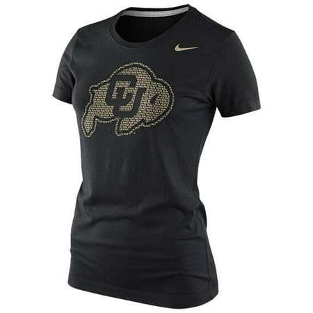 Nike Colorado Buffaloes Womens Pep Talk T Shirt